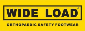 Wide Load - Orthopaedic Safety Footwear
